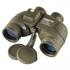Бинокль SIGETA Admiral 7x50 Military floating/compass/reticle