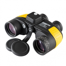 Бинокль SIGETA Admiral 7x50 Yellow floating/compass/reticle